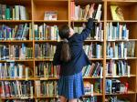 Children who own books six times more likely to read above expected level, survey finds